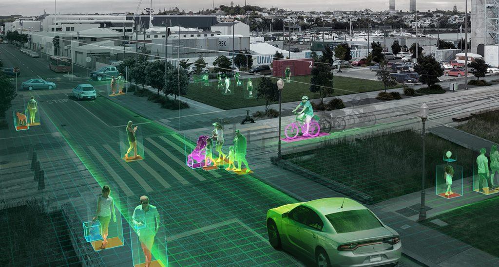 Análisis de las imágenes de vídeo en una smartcity
